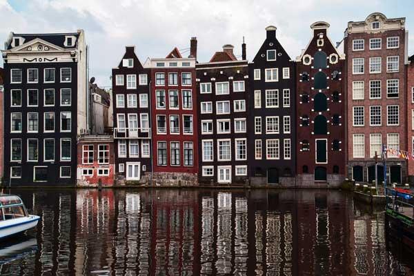 Werkgebied Slotenmaker Amsterdam centrum